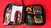 Extech 6 Piece Electrical Test Equipment Combo Kit 600 VDC/750 VAC Max. TK430